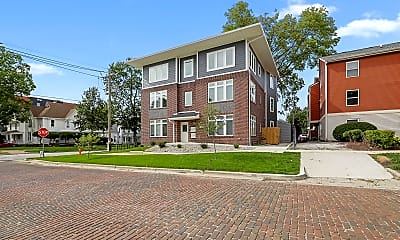 Building, 302 E Clark St, 0