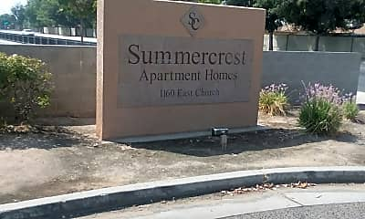 Summercrest Apartment Homes, 1