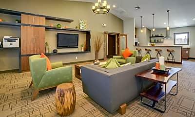 Living Room, 505 West, 1