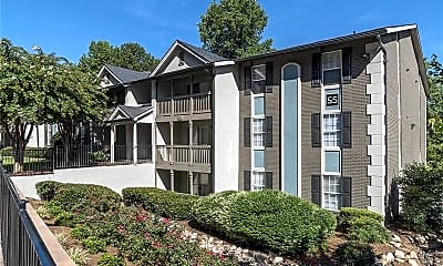 Building, 5675 Roswell Rd 1BED, 0