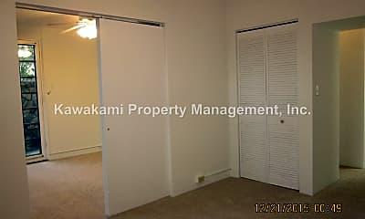 Bedroom, 2457 Ala Wai Blvd, 1