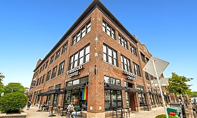 Building, 2577 N Downer Ave 209, 2