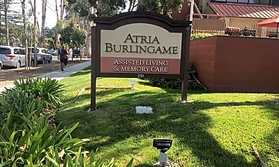 Retirement Inn of Burlingame, 1
