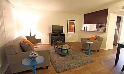 Living Room, The Howard, 1