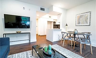 Living Room, 1223 Wellesley Ave 303, 0