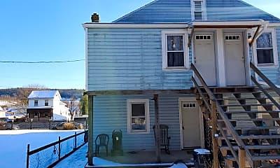 Building, 519 E Elm St, 2