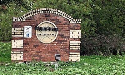 Dripping Springs Senior Village, 1