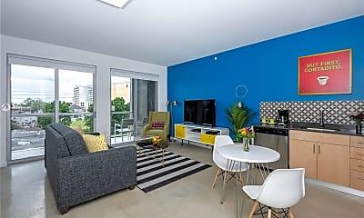 Living Room, 761 NW 1st St 301, 0
