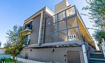 Building, 1214 Tennyson St, 0