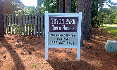 Tryon Park Townhomes, 1