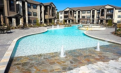 The Willow Creek Apartments, 1