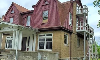 Building, 128 N Normal St, 0