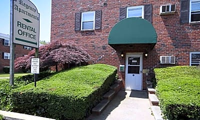 Leasing Office, The Regency Apartments, 0