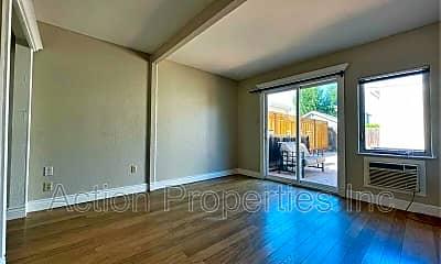 Living Room, 1082 Washington Street, #B, 1