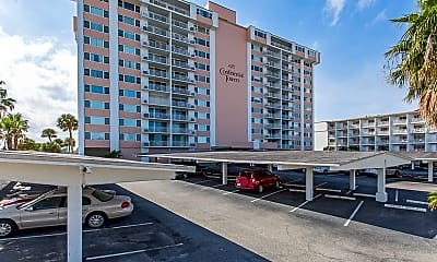 Building, 675 S Gulfview Blvd 1007, 0