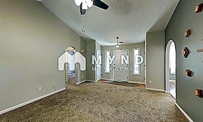 Living Room, 902 Century Oak Dr, 1