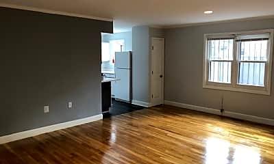 Living Room, 640 4th Street, N.E., Unit 1, 1