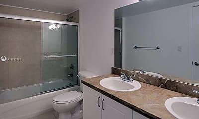 Bathroom, 1555 N Treasure Dr, 1