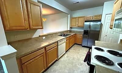 Kitchen, 16733 Carriage Way, 1