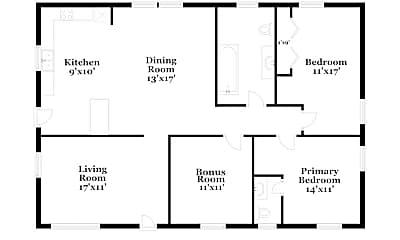 Building, 4808 Thornwood Rd, 1