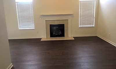 Living Room, 1517 Mckinney Lane, 1