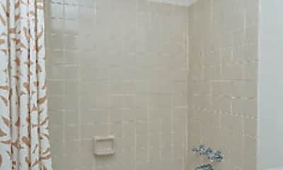 Bathroom, Valley Forge Suites, 2