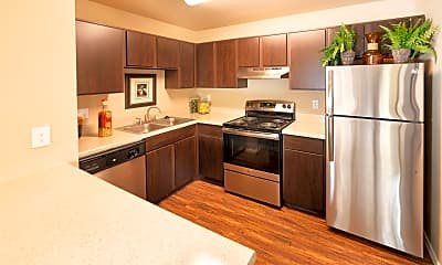 Kitchen, Enclave At Cityview, 1