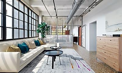 Living Room, 20 N 3rd St 301, 0