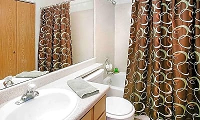 Bathroom, Sutter's Square, 2