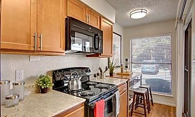 Kitchen, Motif Apartment Homes, 1