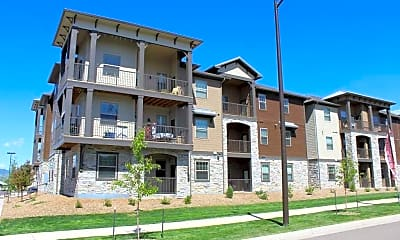 Building, Crowne at Timberline Apartments and Townhomes, 0