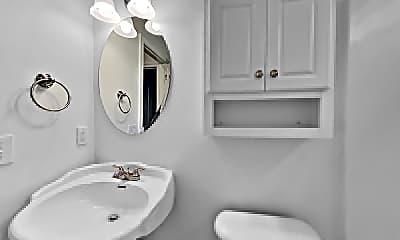 Bathroom, 4819 Rockport Drive, 2