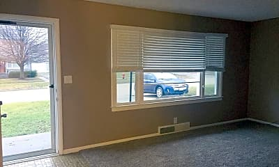 Living Room, 107 W Cypress St, 1