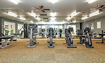 Fitness Weight Room, 7100 Almeda at the Medical Center, 2