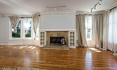 Living Room, 443 Kipling St, 1