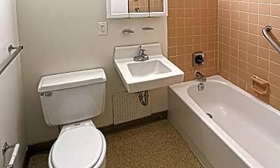Bathroom, Bethel Estates, 2