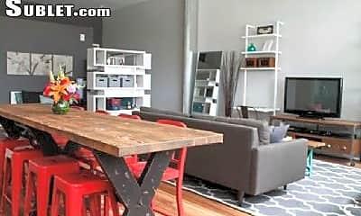Living Room, 1312 Live Oak St, 1