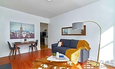 Living Room, 463 W 19th St, 1