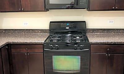Kitchen, 6318 N Mozart St, 1