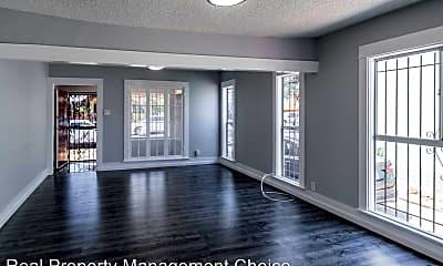 Living Room, 1331 W 85th St, 1