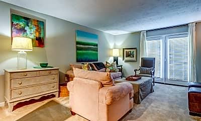 Living Room, Walton Grove, 1