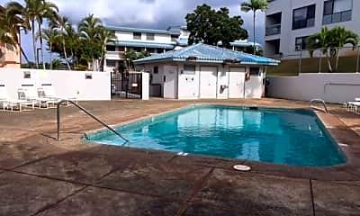 Pool, 98-630 Moanalua Loop, 1