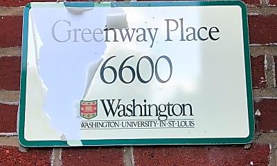 Greenway Place-Washington University in St. Louis, 1