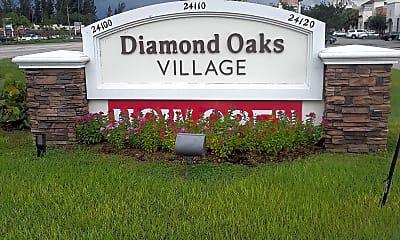 Diamond Oaks Village, 1