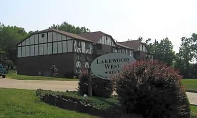 Community Signage, Lakewood West, 0