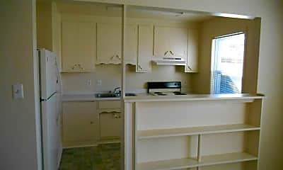 Kitchen, Rosedale Hills Apartments, 1
