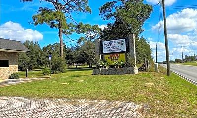 Community Signage, 2211 E Norvell Bryant Hwy, 2
