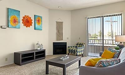 Living Room, The Diplomat, 1