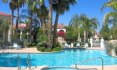 Pool, San Antigua In McCormick Ranch, 2