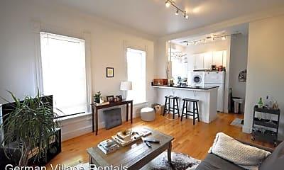 Living Room, 621 City Park Ave, 1